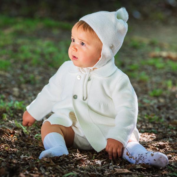 Colección Verano 2021 bebé Artesanía Granlei